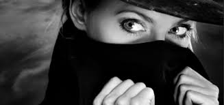 woman spy