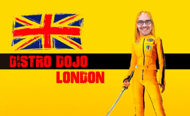 Distro DOJO London