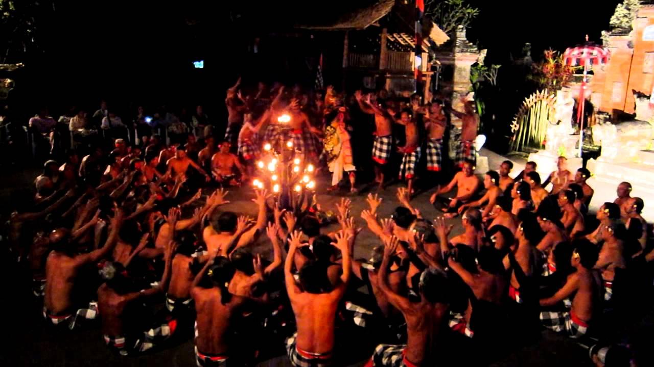 Kecak Fire Dance Bali