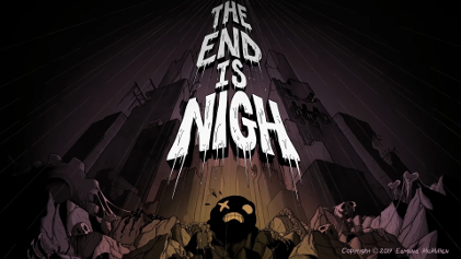 The_End_Is_Nigh_cover_art